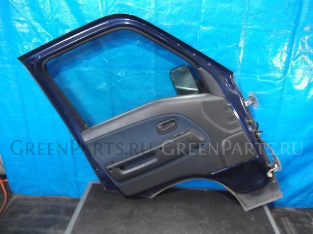 Дверь боковая на Subaru Sambar TV2 EN07Y