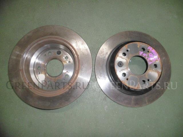 Тормозной диск на Honda Odyssey RA6 F23A