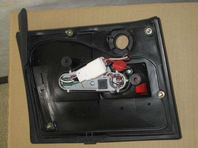 Стоп-планка на Toyota Celsior UCF21 1UZ-FE 50-24