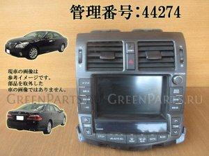 Автомагнитофон на Toyota Crown GRS202 3GR-FSE