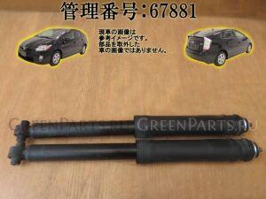 Амортизатор на Toyota Prius ZVW30 2ZR-FXE