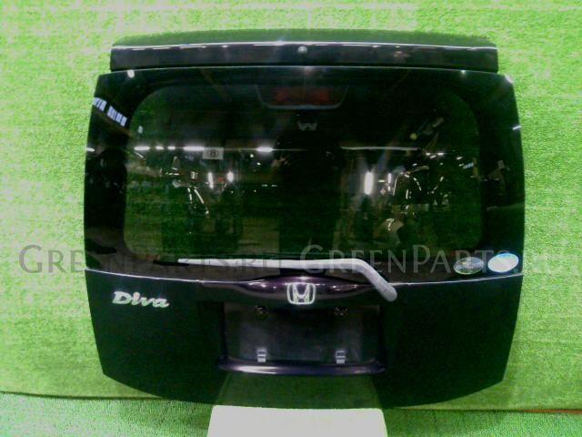 Дверь задняя на Honda Life JB5 P07A