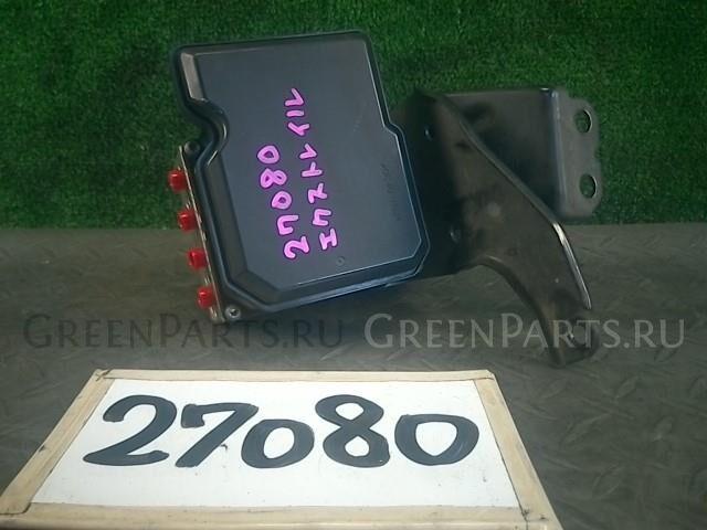 Блок abs на Nissan X-Trail TNT31 QR25DE