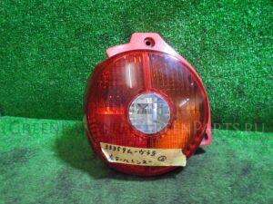 Стоп на Daihatsu Move L550S EF-VE