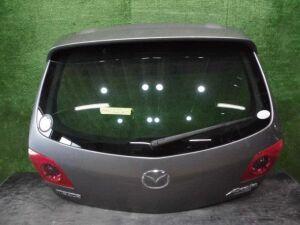 Дверь задняя на Mazda Axela BKEP LF-DE