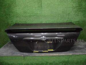 Крышка багажника на Toyota Mark II JZX110 1JZ-FSE