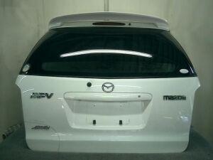 Дверь задняя на Mazda Mpv LW3W L3-DE