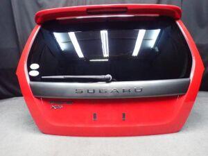 Дверь задняя на Subaru Forester SG5 EJ202DXSAE