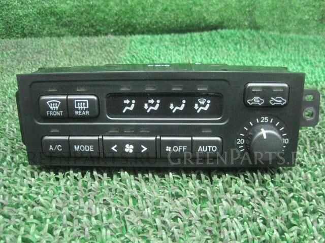 Блок управления климатконтроля на Toyota Carina AT211 7A-FE