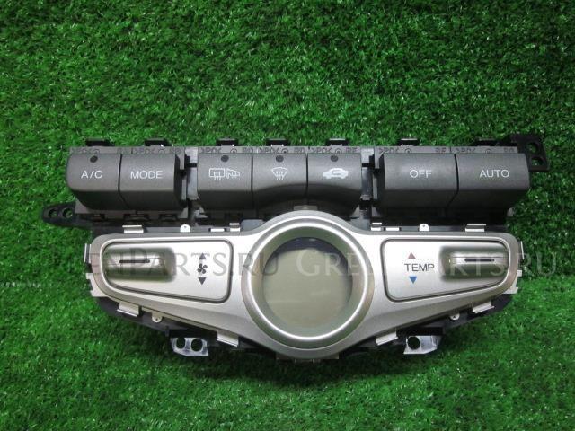 Блок управления климатконтроля на Honda Fit GD3 L15A