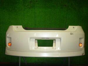 Бампер на Toyota Porte NNP10 2NZ-FE