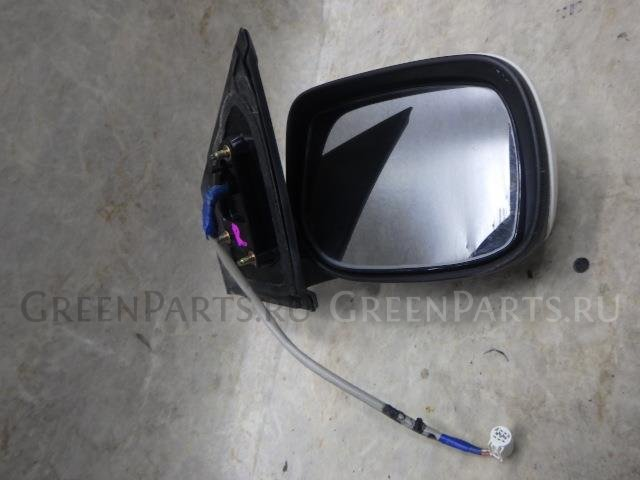 Зеркало двери боковой на Toyota Ist NCP60 2NZFE