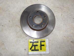 Тормозной диск на Toyota Voxy AZR60G 1AZFSE