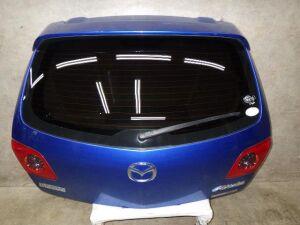 Дверь задняя на Mazda Axela BKEP LFDE