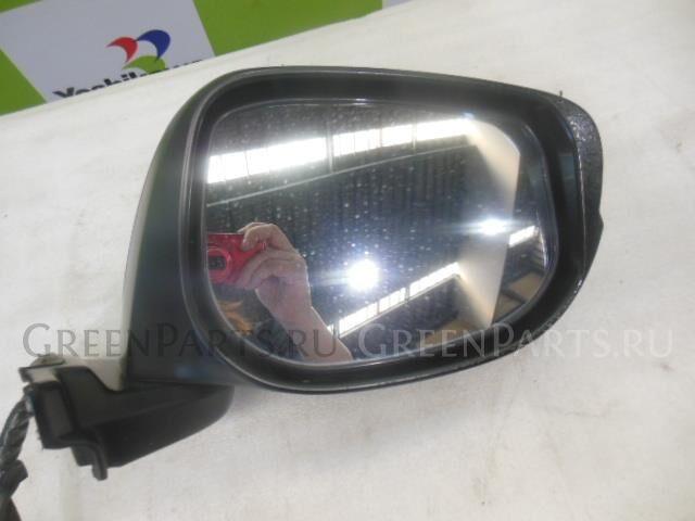 Зеркало двери боковой на Honda Fit GE8 L15A