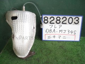 Коллектор выхлопной на Mazda FLAIR MJ34S R06A
