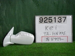 Зеркало двери боковой на Suzuki Kei HN22S K6AT