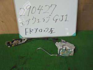 Замок двери на Honda Airwave GJ1 L15A