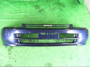 Бампер на Toyota Starlet EP95 4EFE