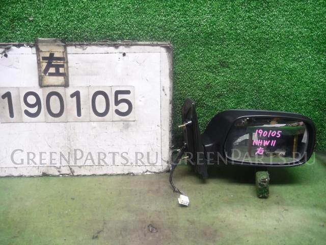 Зеркало двери боковой на Toyota Prius NHW11 1NZ-FXE