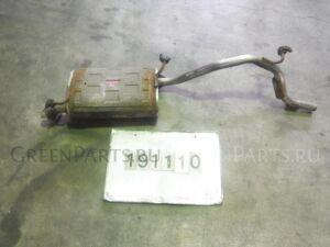 Глушитель на Suzuki Alto HA23V K6A