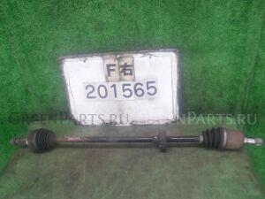 Привод на Honda Fit GD1 L13A