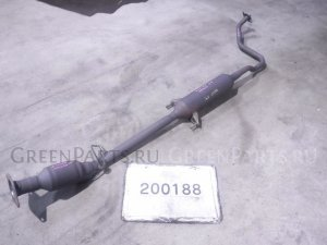 Глушитель на Toyota Prius NHW20 1NZ-FXE
