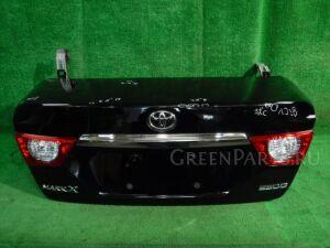 Крышка багажника на Toyota Mark X GRX130 4GR-FSE