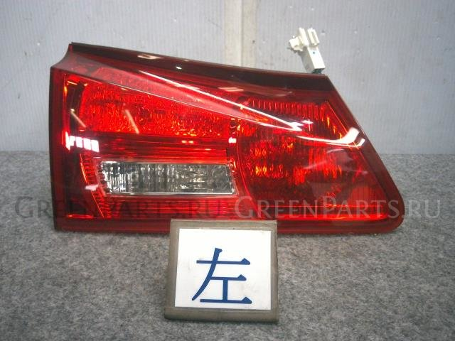 Стоп-планка на Toyota LEXUS IS GSE21 2GR-FSE