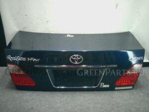 Крышка багажника на Toyota Crown GRS181 4GR-FSE