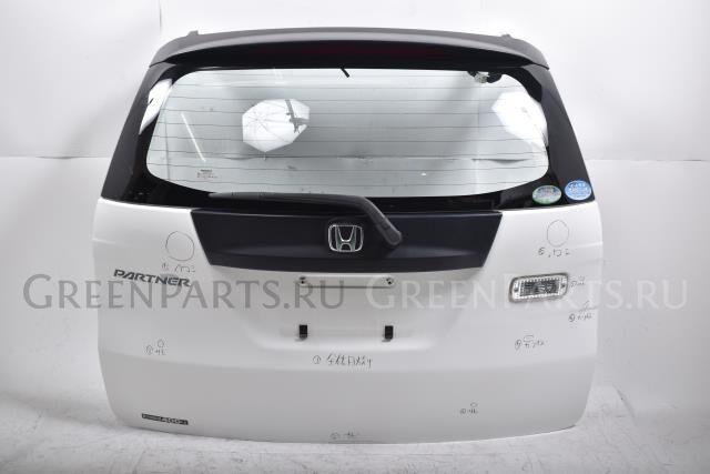 Дверь задняя на Honda Partner GJ3 L15A-555
