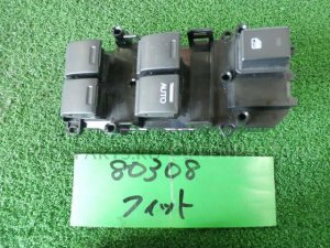 Блок упр-я стеклоподъемниками на Honda Fit GK3 L13B-105