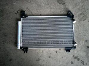 Радиатор кондиционера на Toyota Ractis NCP120 1NZ-FE