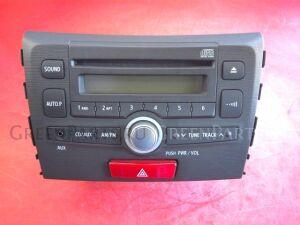 Автомагнитофон на Daihatsu Move LA100S KF-VE2