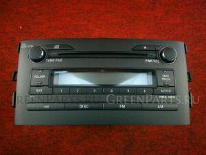 Автомагнитофон на Toyota Auris NZE151H 1NZ-FE