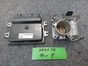Дроссельная заслонка на Nissan Tiida C11 HR15DE