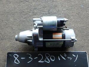 Стартер на Toyota Passo KGC30 1KR-FE