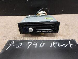 Автомагнитофон на Suzuki Palette MK21S K6AT