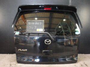 Дверь задняя на Mazda FLAIR MJ34S R06A