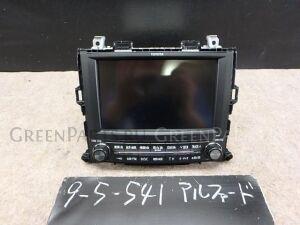 Автомагнитофон на Toyota Alphard ANH20W 2AZ-FE