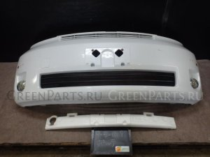 Бампер на Toyota Porte NNP15 1NZ-FE