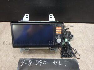 Автомагнитофон на Nissan Serena NC26 MR20DD