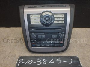 Автомагнитофон на Nissan Murano TZ50 QR25DE