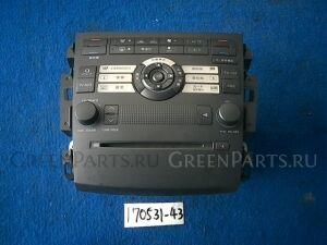 Автомагнитофон на Nissan Teana TNJ31 QR25DE