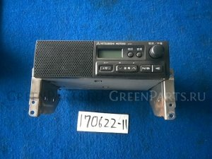Автомагнитофон на MMC;MITSUBISHI Lancer CK1A 4G13