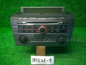 Автомагнитофон на Mazda Axela BKEP LF-VE
