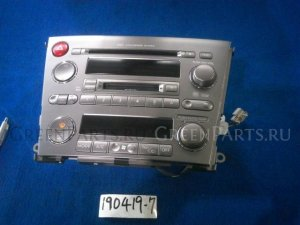 Автомагнитофон на Subaru Legacy BL5 EJ204DPCJE