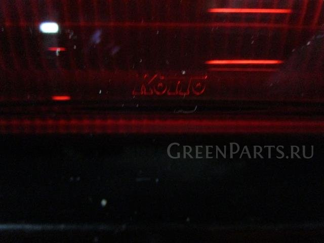 Стоп-планка на Toyota Mark II JZX90 1JZ-GE