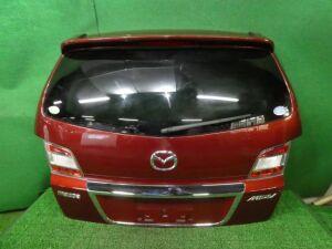 Дверь задняя на Mazda Mpv LY3P L3-VDT