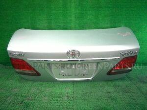 Крышка багажника на Toyota Crown GRS202 3GR-FSE